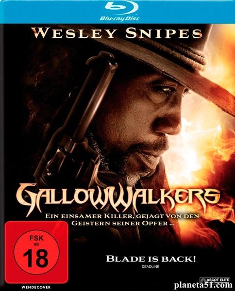 Висельник / Gallowwalkers (2012/BDRip/HDRip)