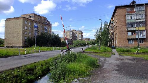 Фото города Инта №5100  Куратова 19, 22 и Дзержинского 4 14.07.2013_13:33