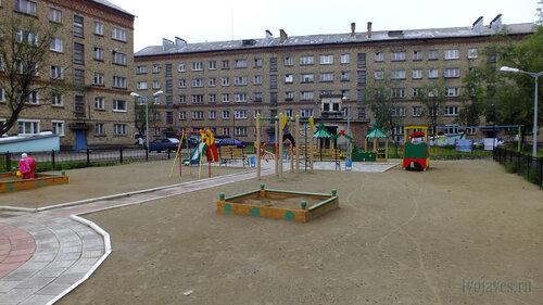Фотография Инты №5359  Социалистическая 3а и Бабушкина 4 30.07.2013_13:40
