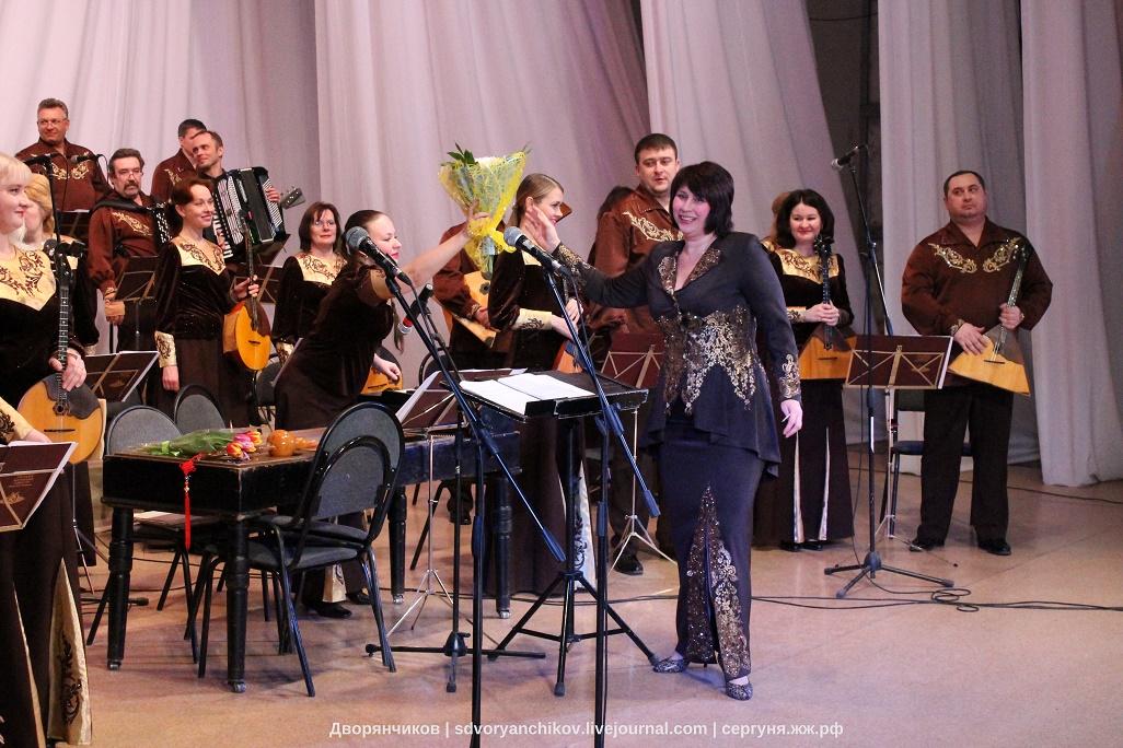 Дк Вгс - Концерт Волжского ОРНИ - 17 февраля 2016