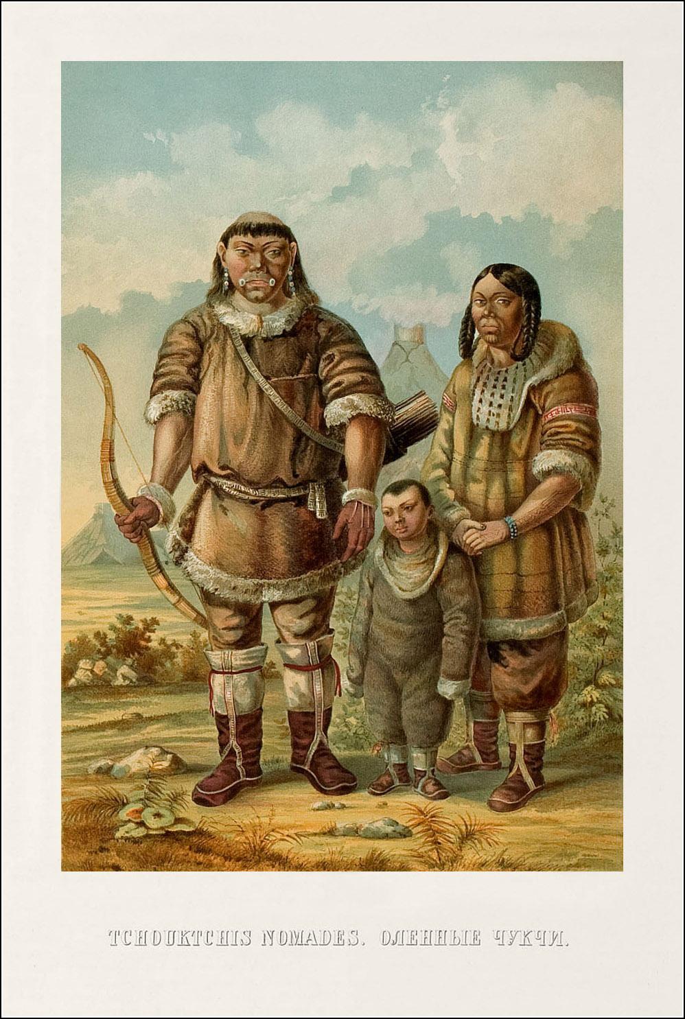 Description ethnographique des peuples de la Russie