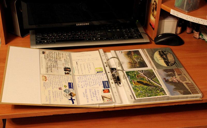 Как хранить открытки 71