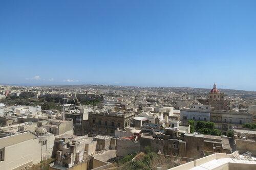 Вид на окрестности города