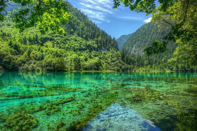 Долина Цзючжайгоу