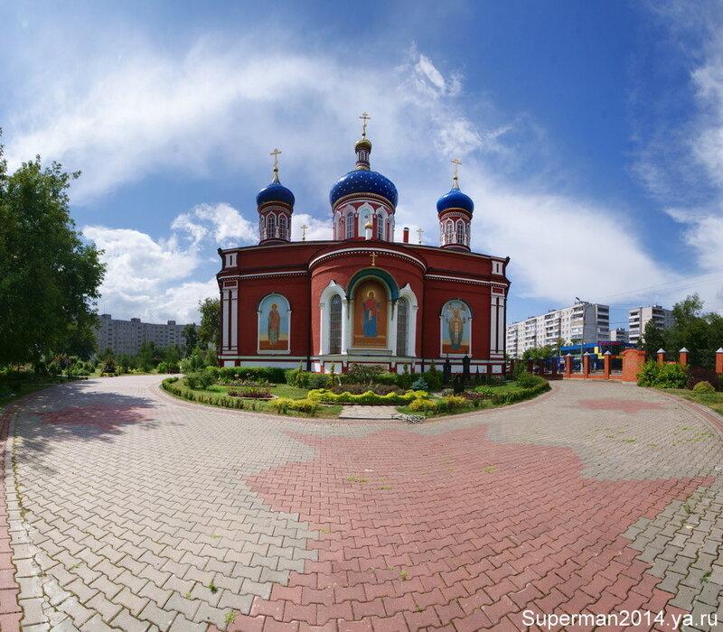 Орехово-Зуево - Собор Рождества Пресвятой Богородицы