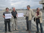 Митинг ТРО КПРФ в защиту РАН