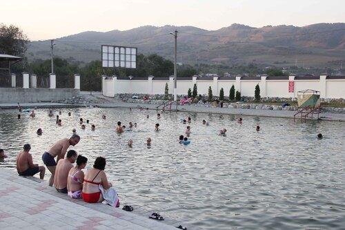 один из бассейнов Аушигера