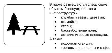 Рис. 5.15. Отдельные абзацы текста могут быть оформлены как пункты маркированного списка