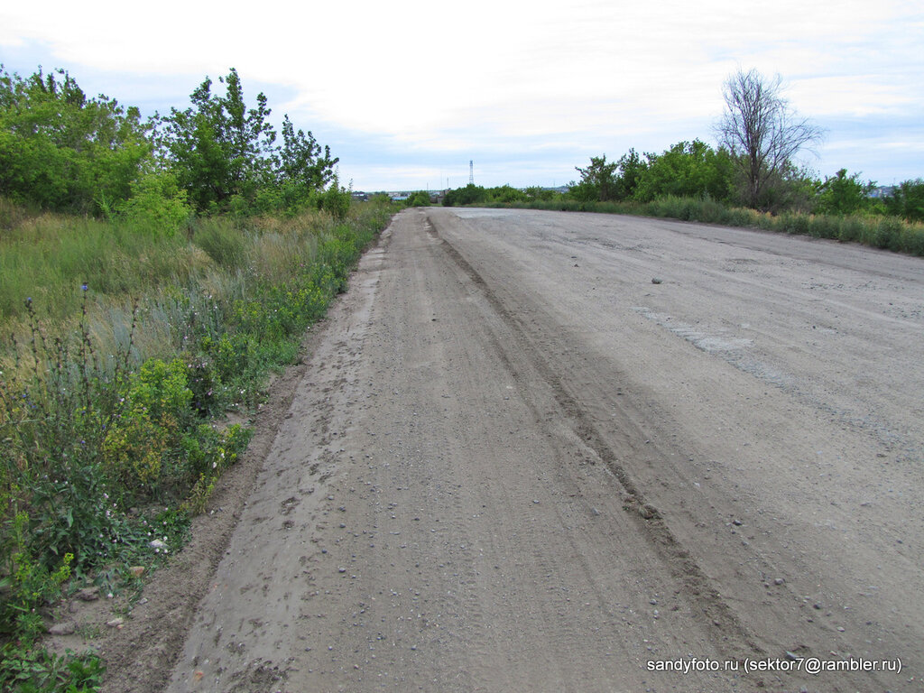 Пугачёвская гора и ласточкины гнёзда