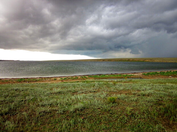 Озеро Донузлав