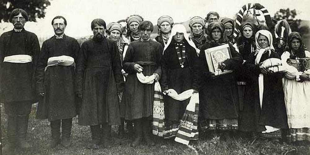 Свадьба.Тульская губ. 1902 г.
