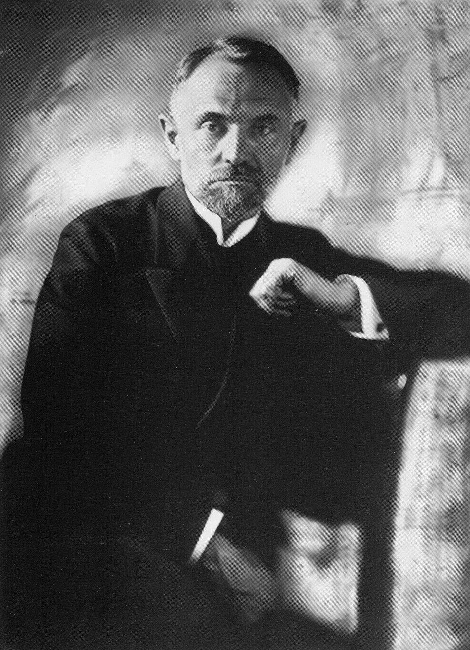Л. Б. Красин. 1924 год