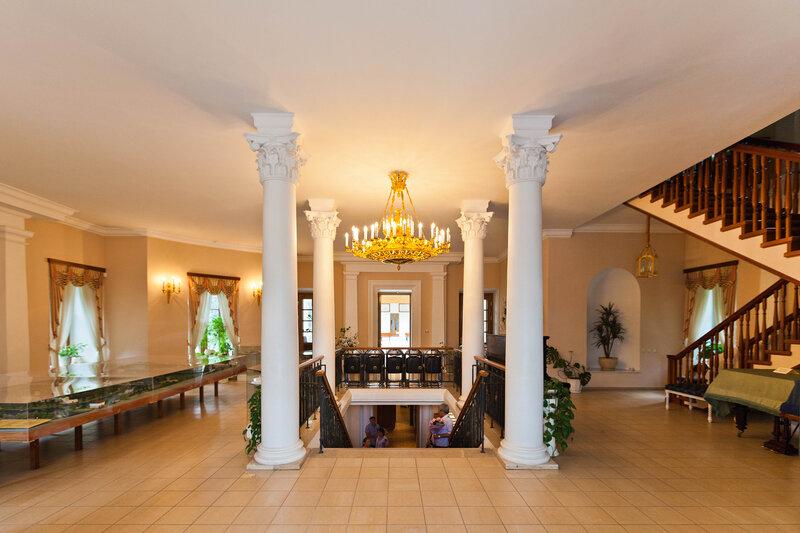Музей Усадьбы Остафьево