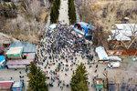 Митинг За чистое небо, Красноярск 7.04.2018