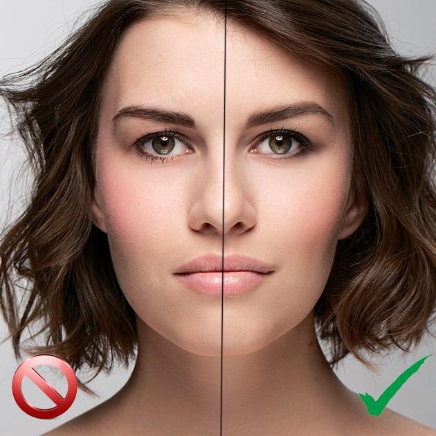 косметика макияж ошибки