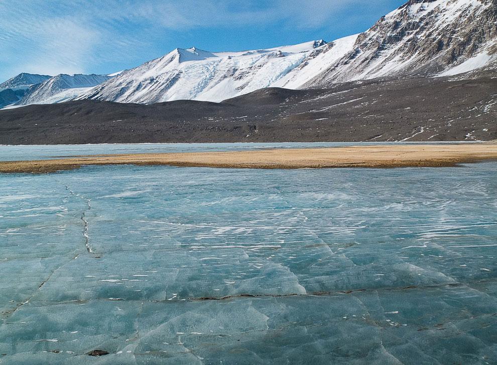 Антарктика лед необычное познавательно