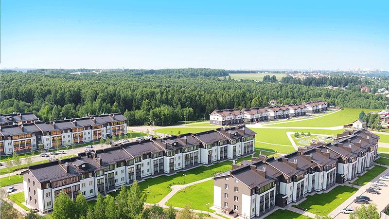 Жилой комплекс Ёлки - Парк