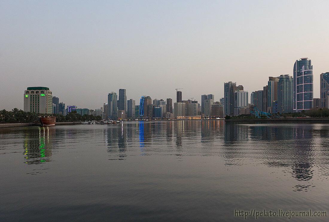 Al Majaz Waterfront Аль Маджаз лагуна Халид шарджа ОАЭ sharjah UAE
