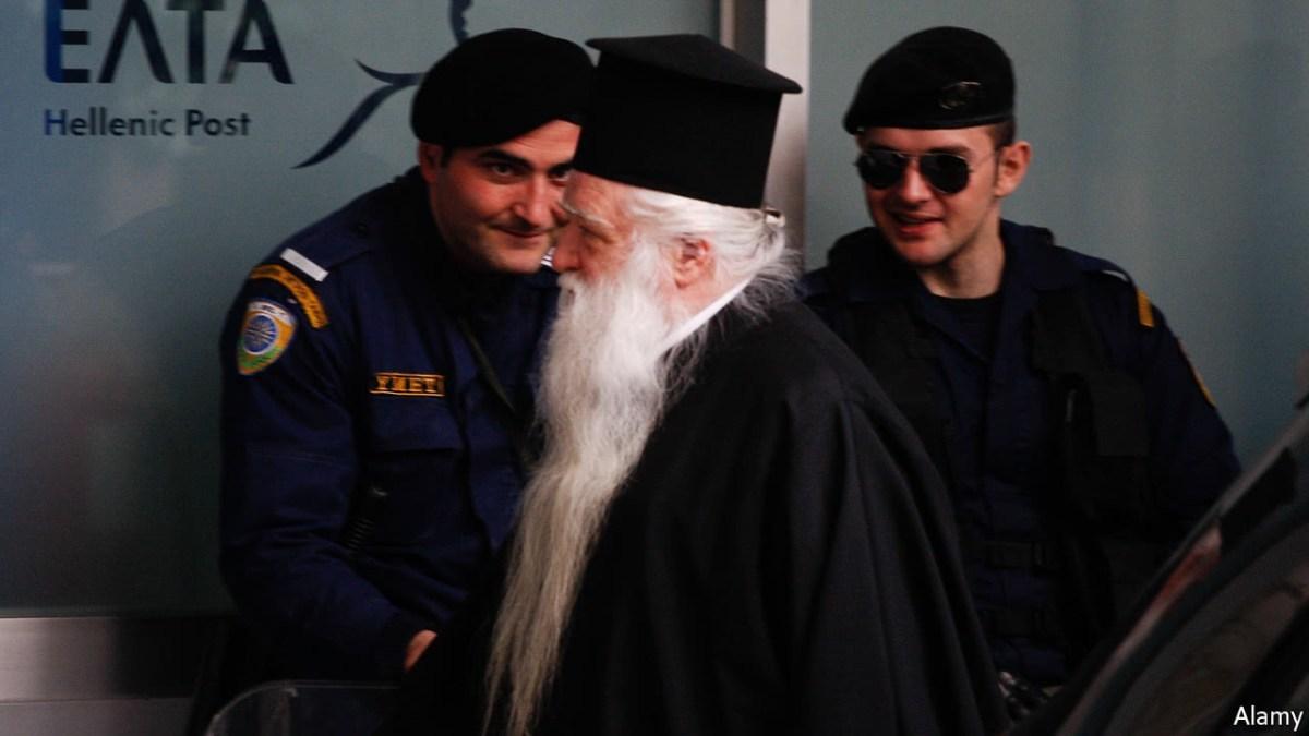 Греческий митрополит Амвросий пойдет под суд за оскорбление чувств геев