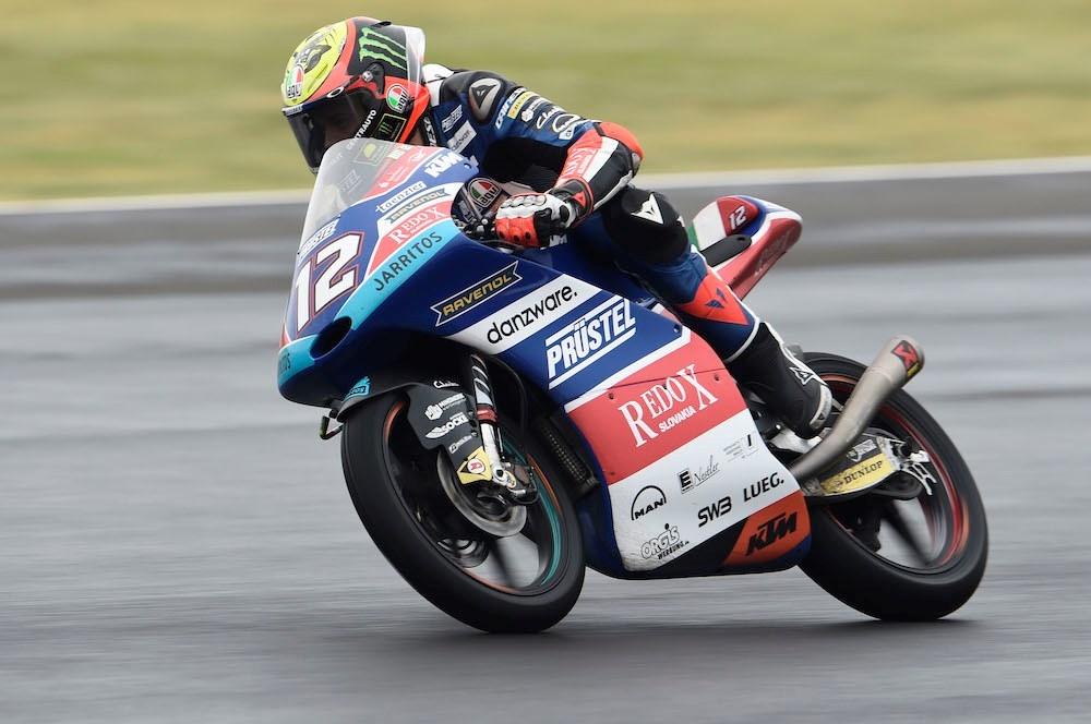 Результаты Гран При Аргентины 2018 в категории Moto3