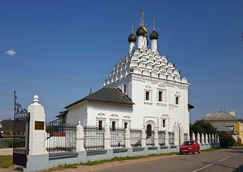 Старообрядческая Церковь Николы на Посаде в Коломне