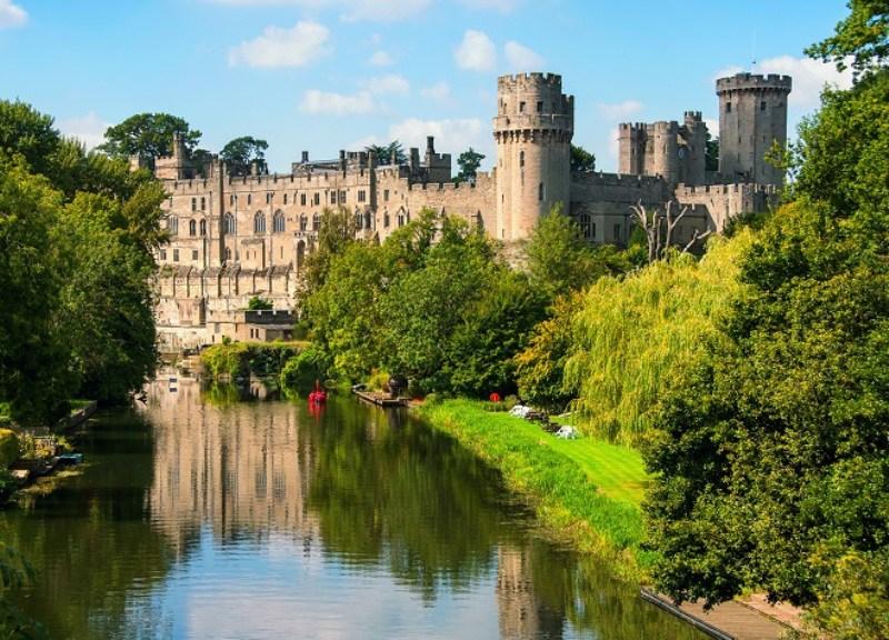 Красивейшие замки Великобритании