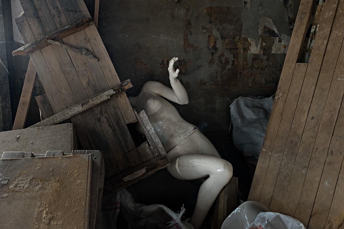 Производство манекенов в Турции