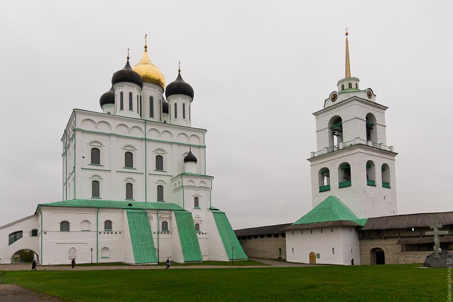 alexbelykh.ru, Псковский Кремль, Кремль Псков