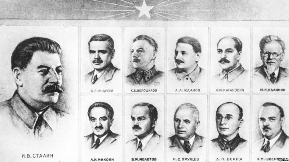 Дорогой товарищ Берия: российское телевидение прославляет деятелей сталинской эпохи
