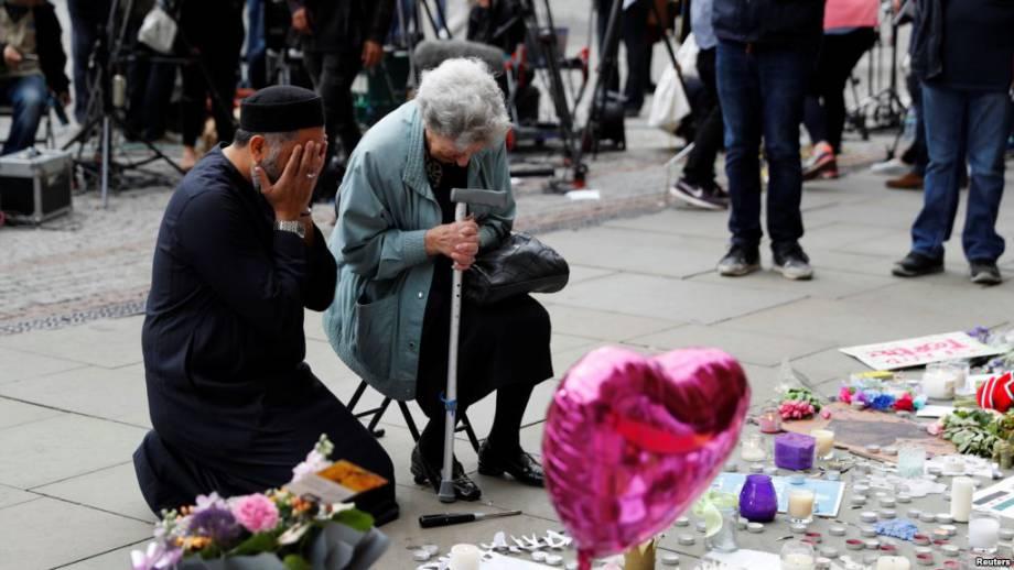 В Британии задержали еще двух подозреваемых в причастности к взрыву в Манчестере