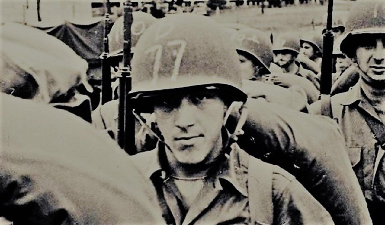 Сэлинджер Дж.Д.  1944 Арденнский прорыв.jpg