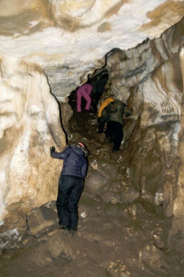 глинистый коридор
