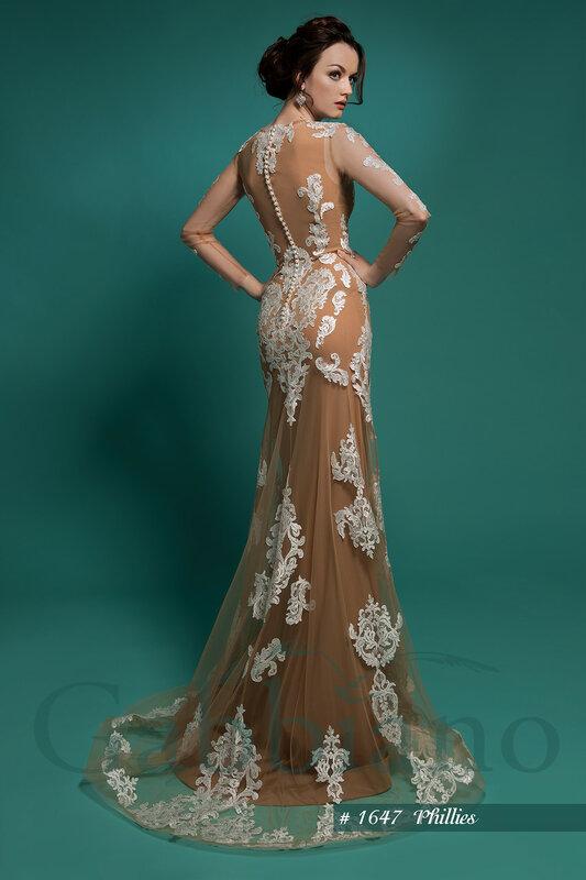 Свадебное платье Филлис