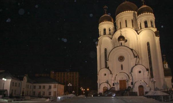 Поджог дверей красноярского храма расследуют врамках уголовного дела