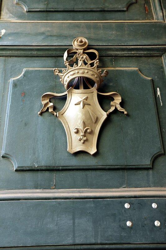 Ragusa. Schinina Palace, Bishop's Palace (Palazzo Schininà, Curia vescovile)