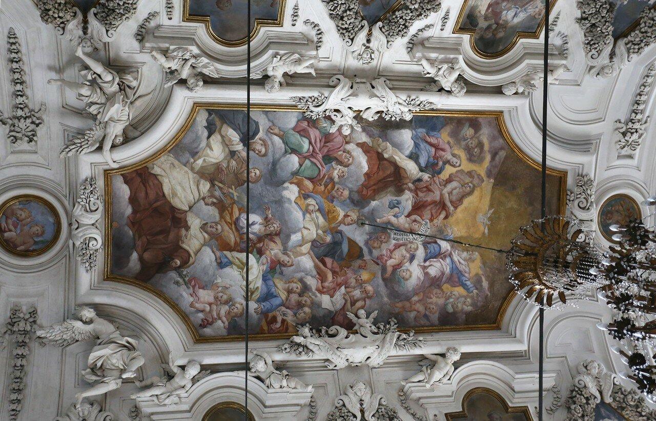 Palermo. Church of Santa Maria Dell'assunta (Chiesa di Santa Maria Dell'assunta)