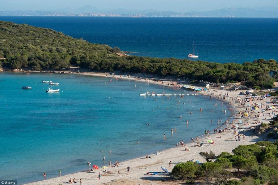 8. Rondinara Beach, Корсика, Франция