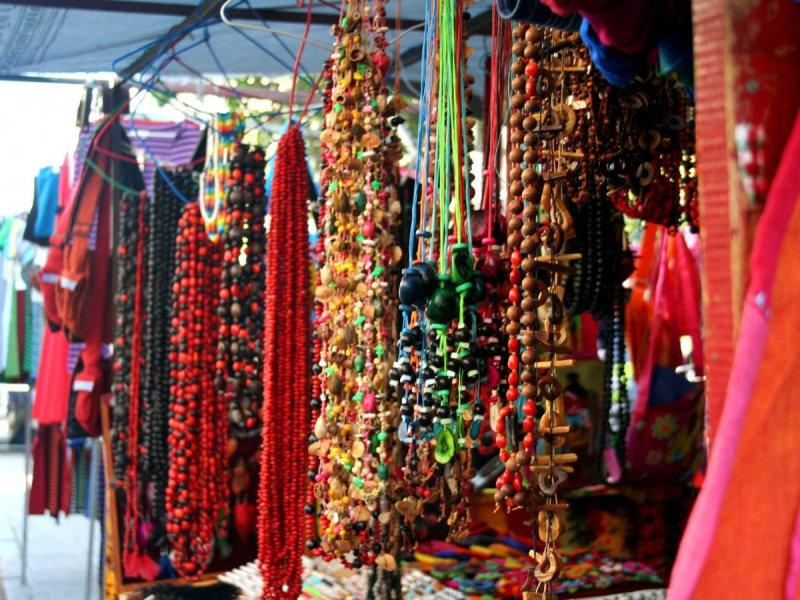 Тонала (Мексика) Пригород мексиканского города Гвадалахара славится большой концентрацией ремесле