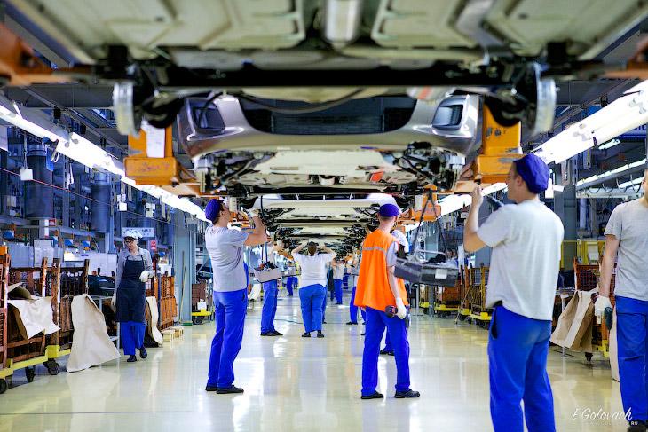 Как делают Datsun on-DO на АвтоВАЗе (29 фото)