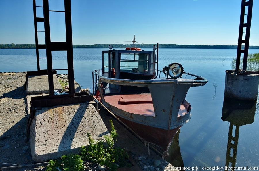 1. Казалось бы, зачем оно нужно на Онежском озере, когда и там рыбы валом? Попробуем сегодня выяснит