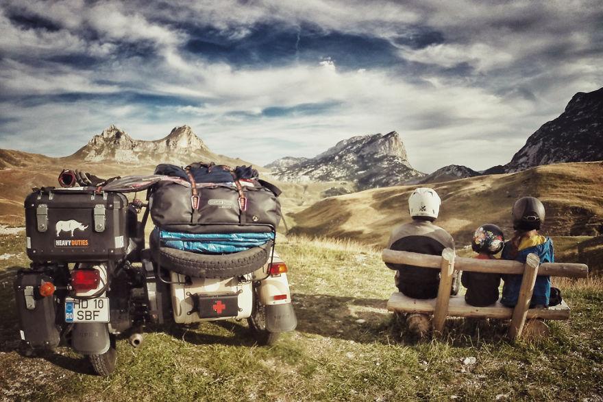 36. Перевал Седло (Черногория)