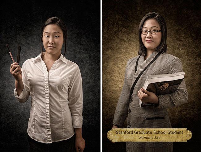 Сэмми Ли, студентка магистратуры в Стэнфорде.