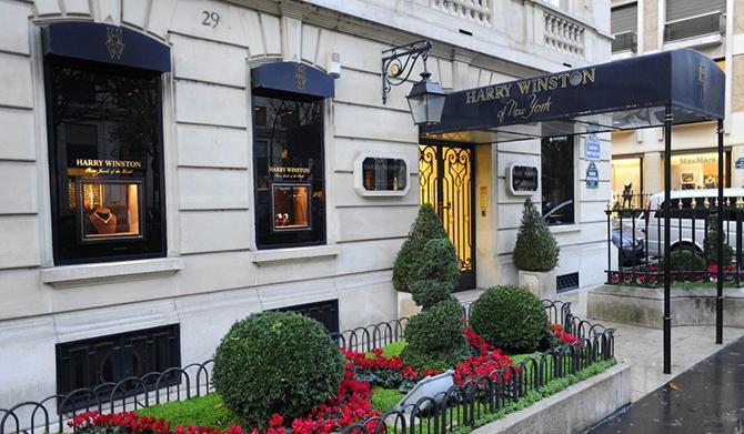 Ювелирный дом Гарри Уинстона является самым популярным в Голливуде. На церемонии вручения «Оскар