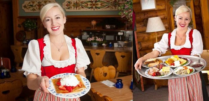3. Когда ресторан открылся в 1949 году, здесь предлагались исключительно блюда домашнего приготовлен