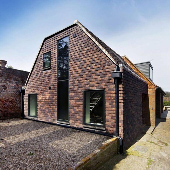 Редизайн расширения для дома в Англии