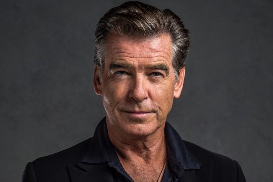 13. Пирс Броснан, 61 год Этот актер уже много лет был и остается настоящим воплощением мужественност
