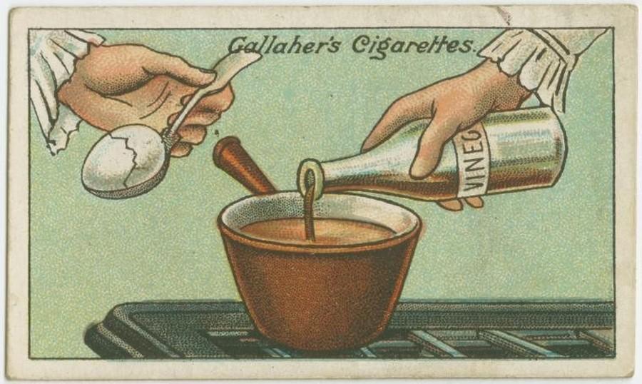 20. Как сварить треснутое яйцо При варке яйца с треснувшей скорлупой белок обычно вытекает наружу, ч