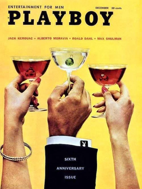 1964. «Фемлин» Лероя Неймана — забавный персонаж, не раз появлявшийся в журнале.