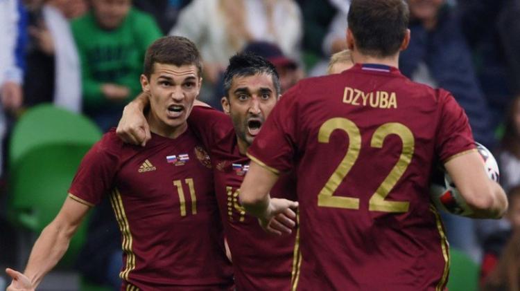 Сборная России пофутболу сыграет скомандой Катара 10ноября