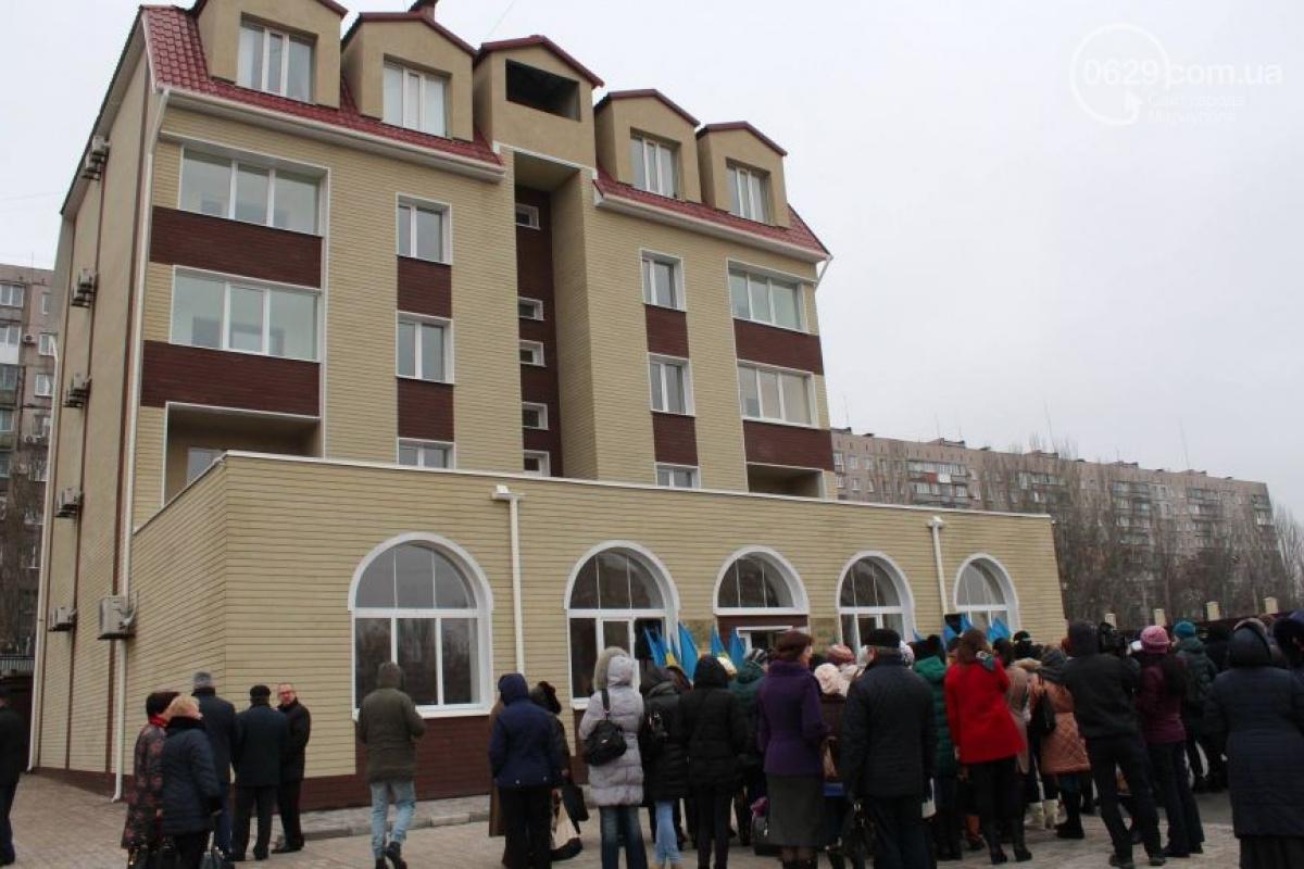 ВМариуполе открыли корпус Донецкого медицинского университета и сообщили остроительстве нового